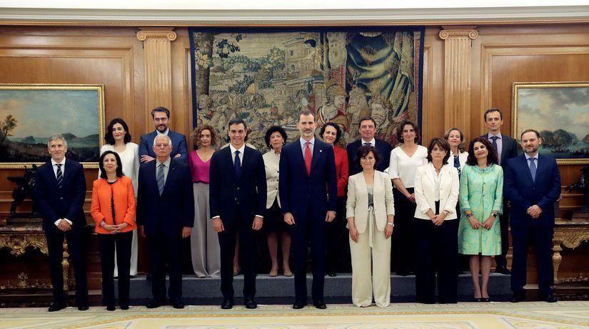 španielsko, vláda