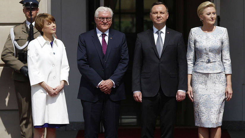 Frank-Walter Steinmeier, Andrzej Duda