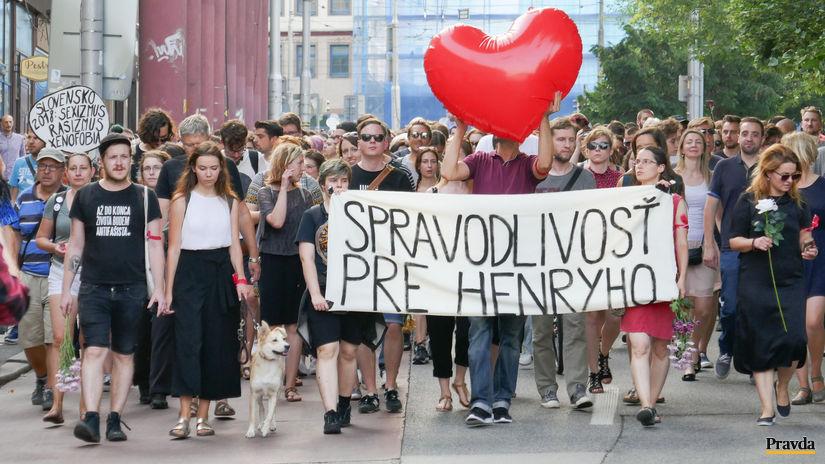pochod, henry