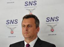 Slávnostný snem strany, SNS, Danko