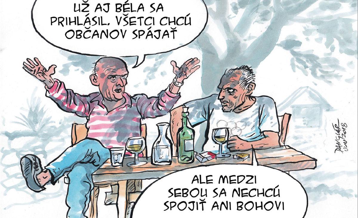 Karikatúra 11.06.2018