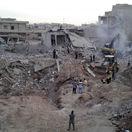 Nálety na provládne sily vo východnej Sýrii neprežilo 40 vojakov