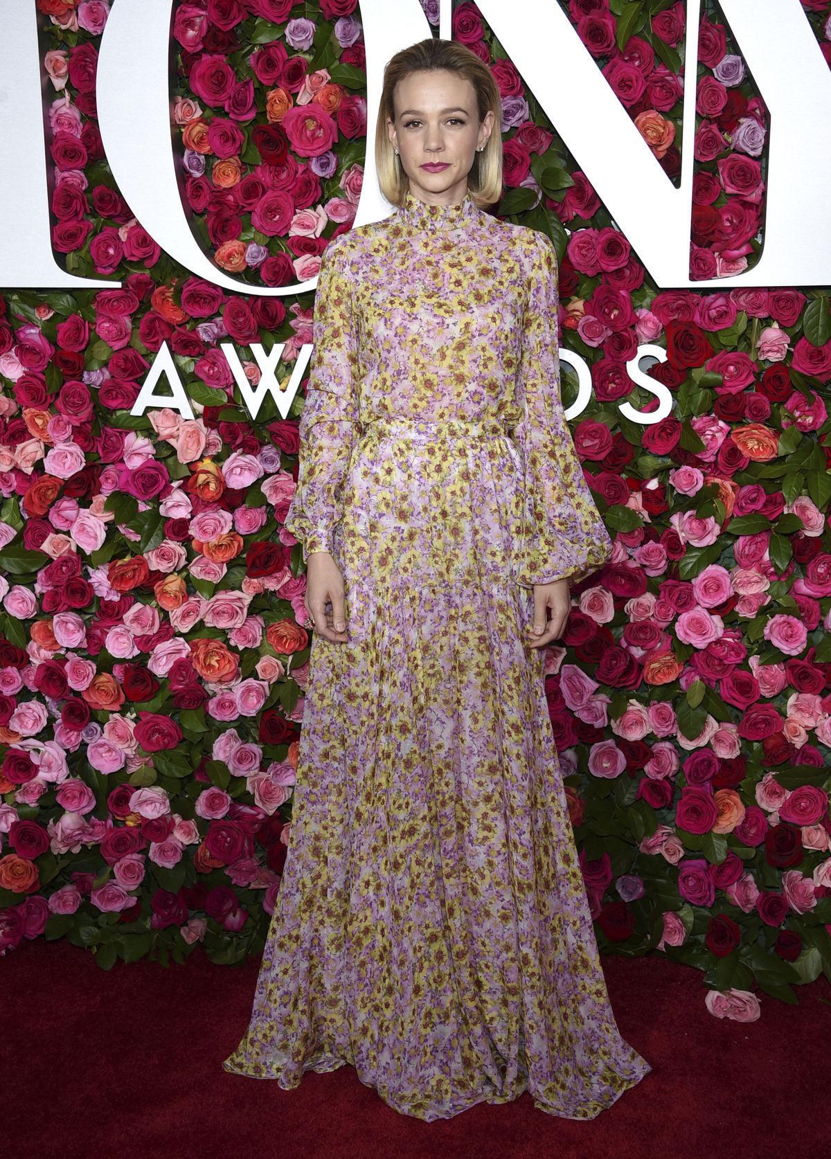 Britská herečka Carey Mulligan prišla oblečená...