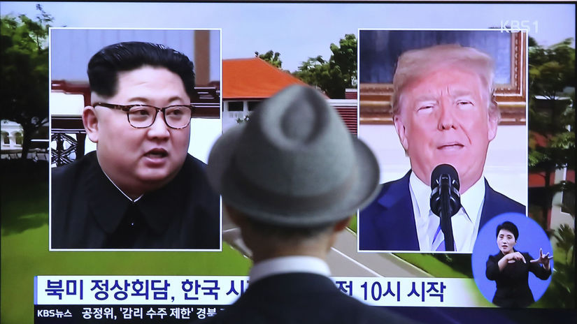 južná Korea Trump Kim Summit