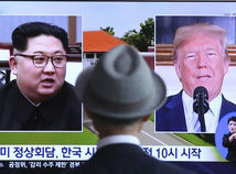 južná Korea Trump Kim Summit