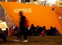 migranti, Taliansko, Malta