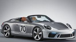 Porsche 911 Speedster Concept - 2018