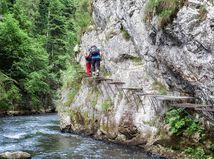 slovenský raj, turistika
