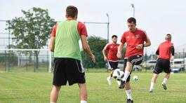 SR futbal Trnava FL letná príprava TTX