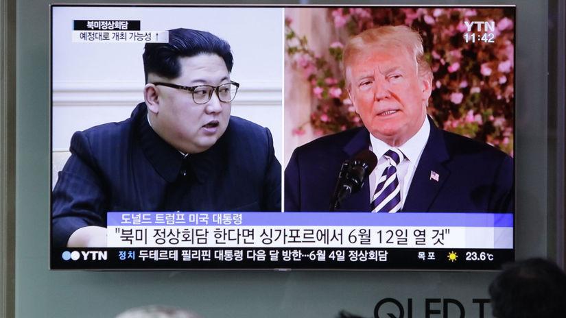 Trump Kim Summit The Gamble