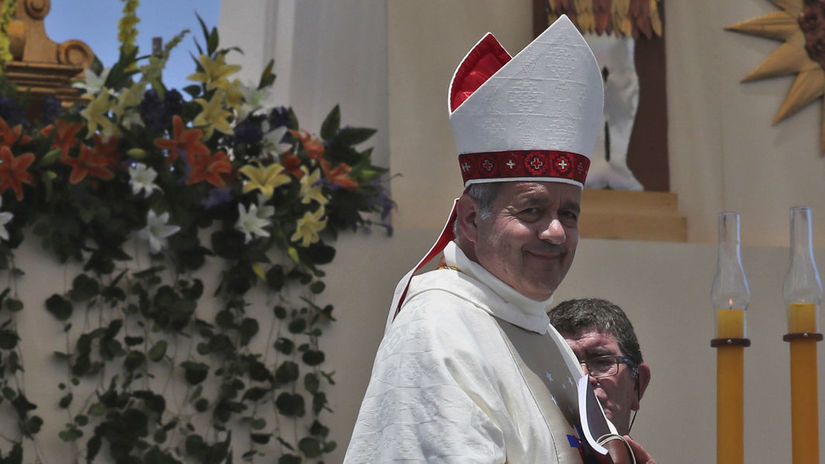 Vatikán, Čile, sexuálny škandál, biskup, Juan...