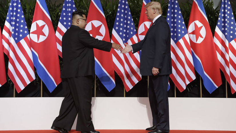 Donald Trump, Kim Čong-Un, summit