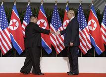 Donald Trump, Kim Čong-Un, summit