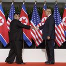 Kim sľúbil jadrové odzbrojenie, Trump bezpečnostné garancie