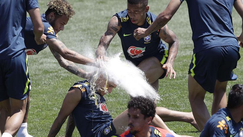 Philippe Coutinho, Gabriel Jesus, Neymar