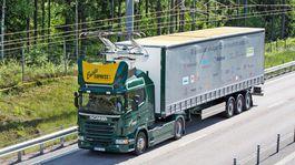 Scania - hybridné kamióny