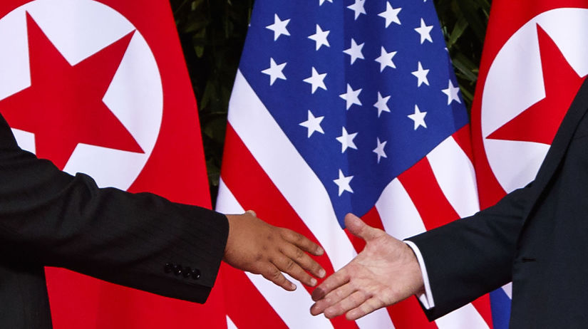 Singapur Trump Kim summit