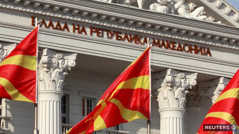 Macedónsko, Skopje