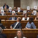 Také niečo musíme vykazovať za brány parlamentu, hovorí Maďarič o konaní kotlebovcov