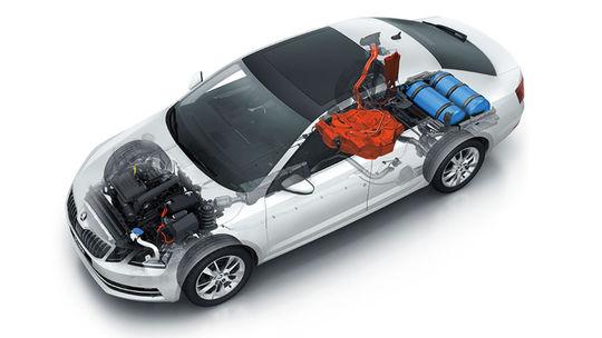 Škoda Octavia G-Tec:  Vráti sa s motorom 1,5 TSI Evo