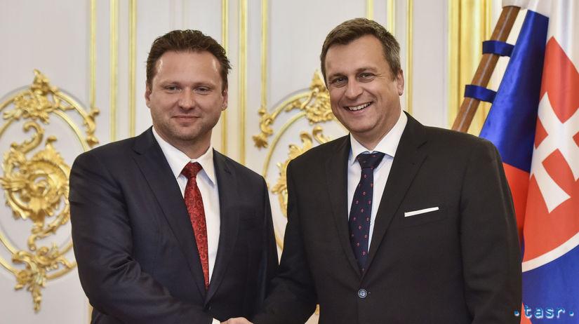 Andrej Danko, Radek Vondráček