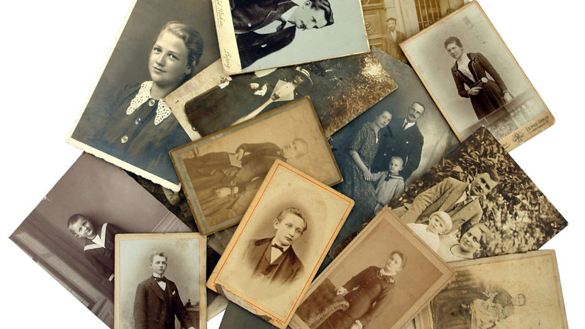 fotografie, rodina, rodokmeň, spomienky