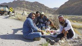 Irán očami cyklocestovateľa, cycle2inspire