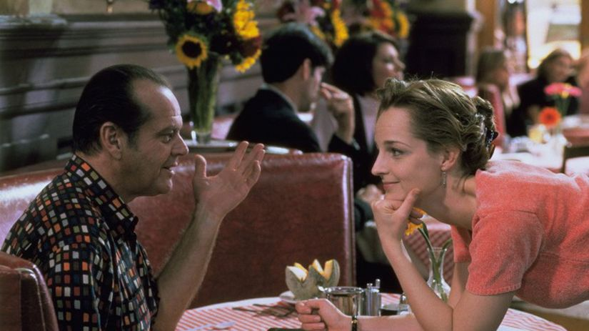 Jack Nicholson a Helen Hunt
