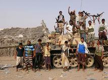 Jemenský konflikt, tank