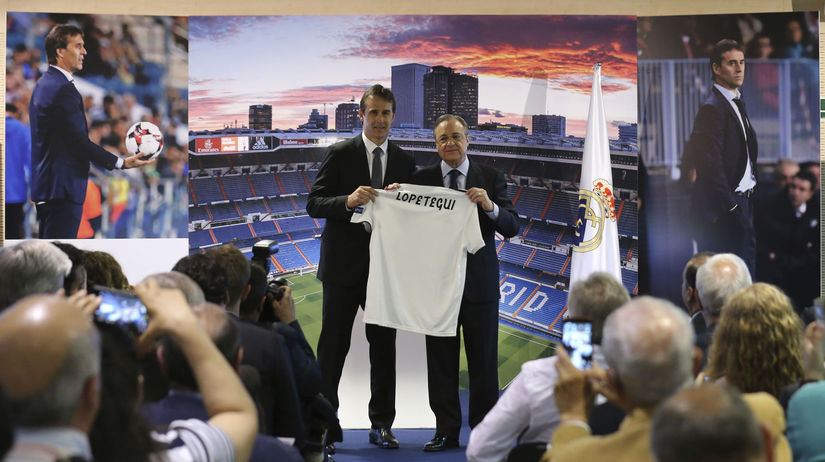 Spain Soccer Real Madrid futbal Lopetegui