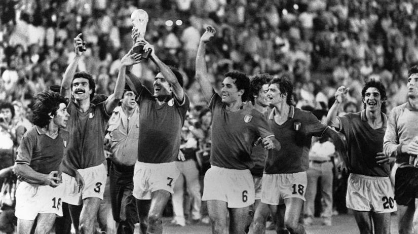 Svet Futbal MS Momenty História