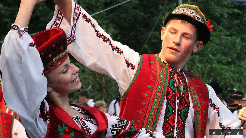Svidník, Slávnosti kultúry Rusínov-Ukrajincov