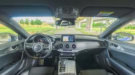 Kia Stinger 2,2 CRDi AWD GT Line - test 2018