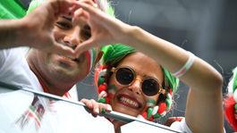 Maroko, Irán, fanúšikovia