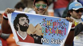 Mohamed Salah, fanúšik