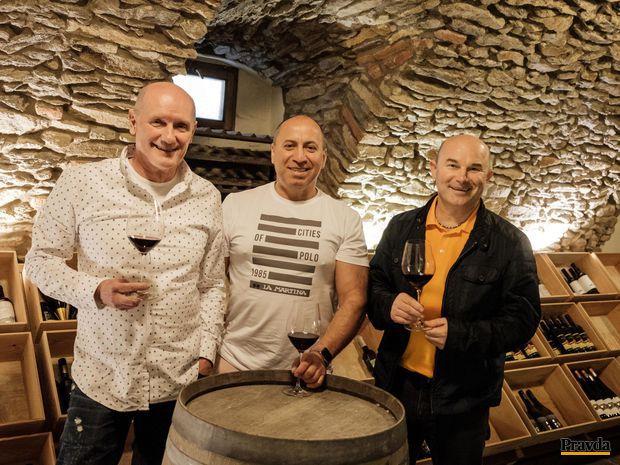 Obrázok Ako Slováci milujú víno