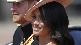Vojvodkyňa Meghan v júni 2018
