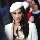 Vojvodkyňa Meghan v marci 2018 na oslavách hier Commonwealthu.