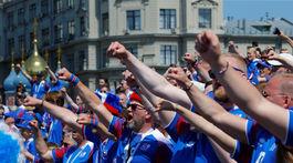 Island, fanúšikovia, futbal