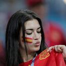Španielsko, fanúšička