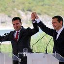 Alexis Tsipras Zoran Zaev
