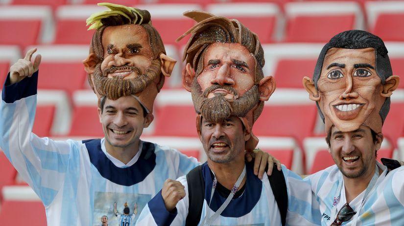 Argentína, fanúšikovia