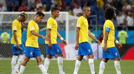Brazílčania, futbal, MS