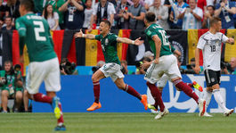 Chicharito, Hirving Lozano