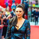 Herečka Zuzana Mauréry na otváracom ceremoniáli Artfilm Fest Košice 2018.