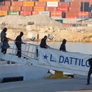 Valencia migranti Aquarius