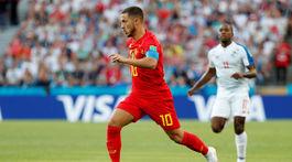 futbal ms Belgicko