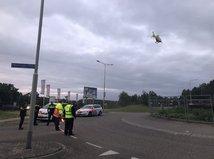 Holandsko, nehoda, autobus, obete, záchranné zložky