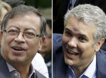 Kolumbia, prezidentské voľby
