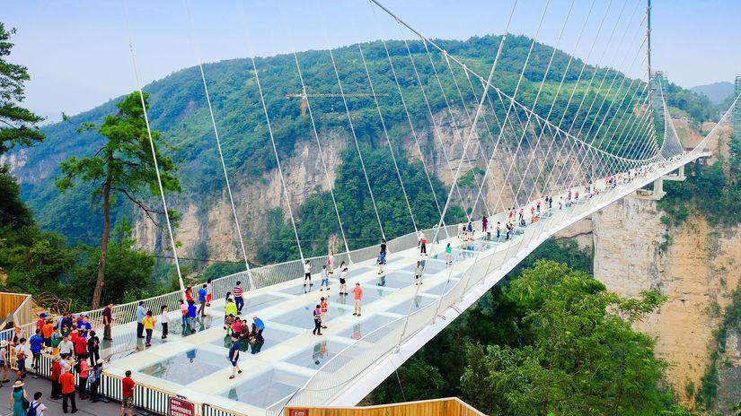 Most v Čang-ťia-ťie
